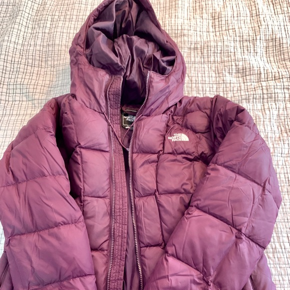 The North Face Jackets & Blazers - The North Face Women's Purple Down Jacket